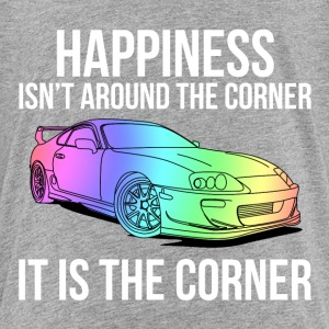 Happiness is the corner Skjorter - Premium T-skjorte for barn