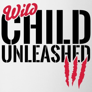 Wild child unleashed Mugs & Drinkware - Mug