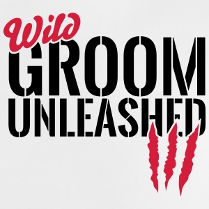 Wild groom unleashed Baby Shirts  - Baby T-Shirt