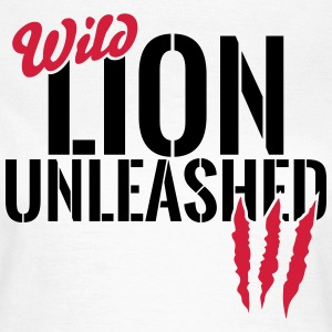 Wild lion unleashed T-Shirts - Women's T-Shirt