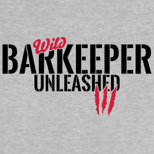 Vilde bartender unleashed Baby T-shirts - Baby T-shirt