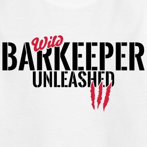 Wild bartender unleashed Shirts - Kids' T-Shirt