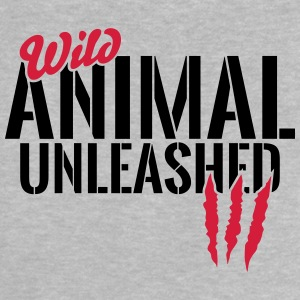 Wild animal unleashed Baby Shirts  - Baby T-Shirt
