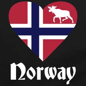 Norway Elk Heart Bags & Backpacks - Shoulder Bag