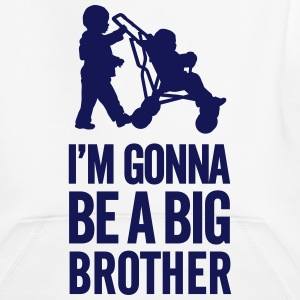 I'm gonna be a big brother baby car Pullover & Hoodies - Kinder Premium Hoodie