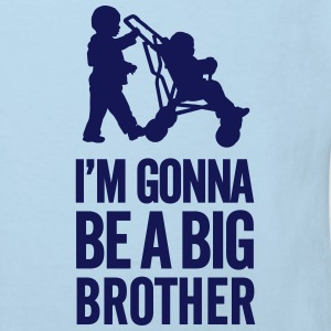I'm gonna be a big brother baby car Tee shirts - T-shirt Bio Enfant