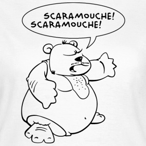 Scaramouche! Scaramouche! Tee shirts - T-shirt Femme