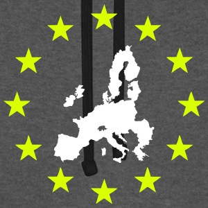 EU minus England - UE Sweat-shirts - Sweat-shirt baseball unisexe