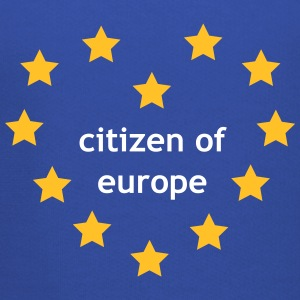 Citizen of Europe Gensere - Premium Barne-hettegenser