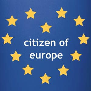 Citizen of Europe Mugs & Drinkware - Full Colour Mug