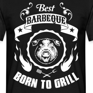 best barbeque - Männer T-Shirt