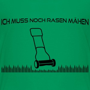 Rasen mähen T-Shirts - Teenager Premium T-Shirt