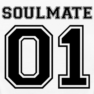 Soulmate 01 - black Tops - Frauen Premium Tank Top