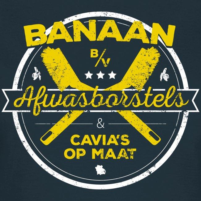 BANAAN BV vrouwen t-shirt