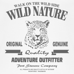 Leopard - Wild Nature Tops - Frauen Bio Tank Top