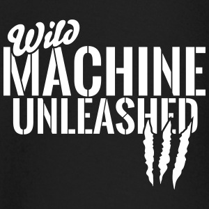 Wild machine unleashed Baby Long Sleeve Shirts - Baby Long Sleeve T-Shirt