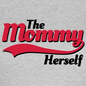 The mommy herself T-shirts - T-shirt dam