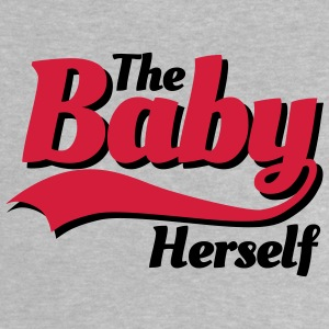 The baby herself Tee shirts Bébés - T-shirt Bébé