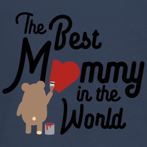 The best Mommy in the World Sm0vd Long Sleeve Shirts - Teenagers' Premium Longsleeve Shirt