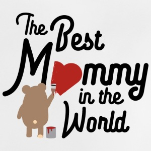 The best Mommy in the World Sm0vd Baby Shirts  - Baby T-Shirt