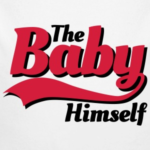 The baby himself Babybody - Økologisk langermet baby-body