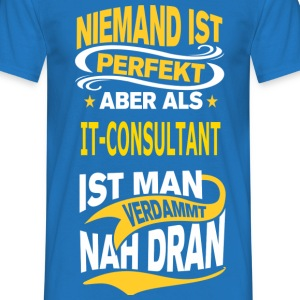 IT-CONSULTANT T-Shirts - Männer T-Shirt