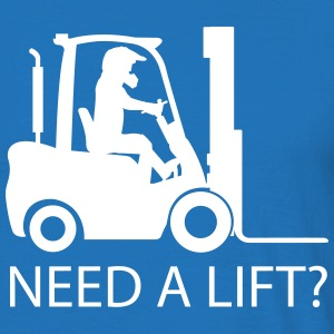 need a lift T-Shirts - Männer T-Shirt