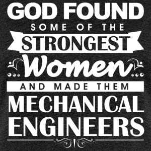 Mechanical engineer GF T-Shirts - Women's Premium T-Shirt