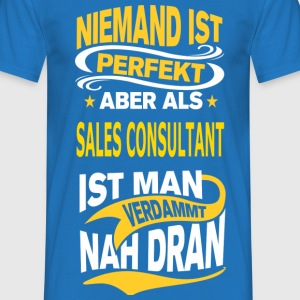 SALES CONSULTANT T-Shirts - Männer T-Shirt