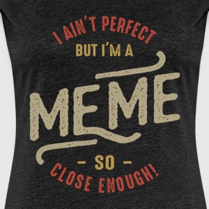 Perfect Meme  - Women's Premium T-Shirt