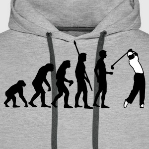 evolution_golf_b_2c Hoodies & Sweatshirts - Men's Premium Hoodie