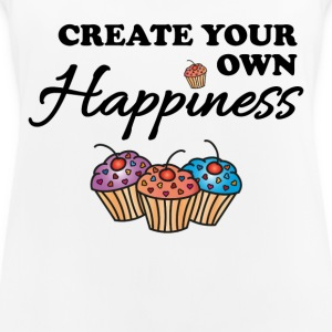 Create your own happiness Sportbekleidung - Frauen Tank Top atmungsaktiv