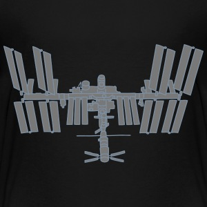 Space station ISS 2 Shirts - Teenage Premium T-Shirt