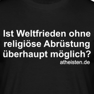 Motiv ~ Weltfrieden Shirt
