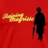 René Magritte Golconda - Männer Premium T-Shirt