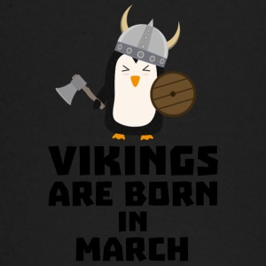 Vikings are born in March Sy9g3 Baby Long Sleeve Shirts - Baby Long Sleeve T-Shirt