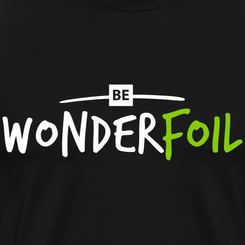 wonderfoil-Schrift