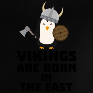 Vikings are born in the East Se9u6 Baby Shirts  - Baby T-Shirt