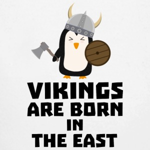 Vikings are born in the East Se9u6 Baby Bodysuits - Longlseeve Baby Bodysuit
