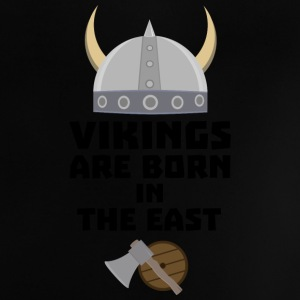 Vikings are born in the East Sxli7 Baby Shirts  - Baby T-Shirt