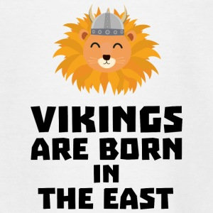 Vikings are born in the East S37dx Shirts - Teenage T-shirt