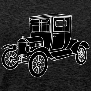 Old timer model T 2 T-Shirts - Men's Premium T-Shirt