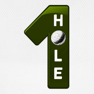 hole-in-one-grün - Baseballkappe