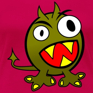 Monster T-Shirts - Frauen Premium T-Shirt