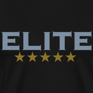 ELITE, 5 stars, For the Best of the Best! Magliette - Maglietta Premium da uomo