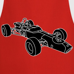 Racing car / racecar 2  Aprons - Cooking Apron