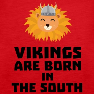 Vikings are born in the South Slbx6 Tops - Women's Premium Tank Top