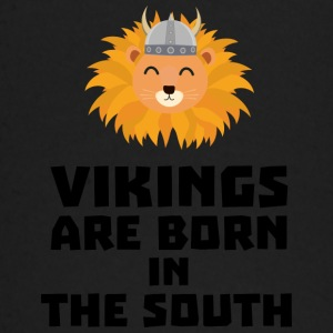Vikings are born in the South Slbx6 Baby Long Sleeve Shirts - Baby Long Sleeve T-Shirt
