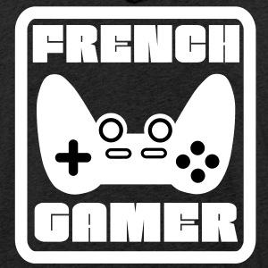 French Gamer 2 Sweat-shirts - Sweat-shirt à capuche léger unisexe