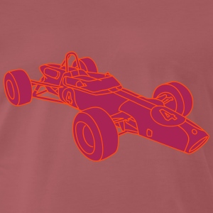 Racing car / racecar 2 T-Shirts - Men's Premium T-Shirt